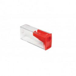 Strúhadlo Faber Castell 125 LV s boxom mix farieb