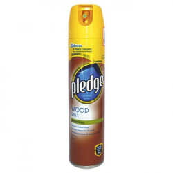 Pledge Wood 5 in 1 Spring Time 250ml sprej na drevené povrchy