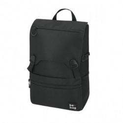 Tínedžerský batoh be.bag 28x13xHL28743cm objem 25l Black