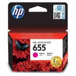 Atrament HP CZ111AE No.655 magenta