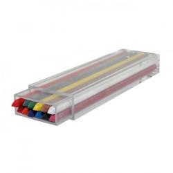 Náhradné tuhy do farbičiek SCALA 12farieb