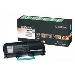 Toner Lexmark 0E260A11E black E260/360/460 3500 str.
