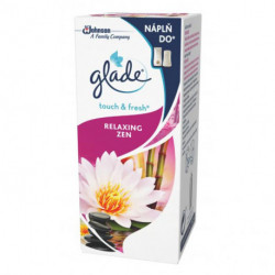 Glade Touch&Fresh osv. NN 10ml Japonská zahrada/Relaxing Zen