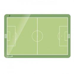 Tabuľa Accents 90x120 cm, futbalové ihrisko