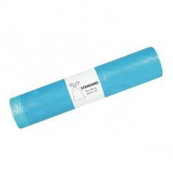 Vrecia pevné zaväzovacie 120l 20mic. 700x1000mm 20ks modré