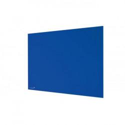 Tabuľa GLASSBOARD 90x120cm modrá