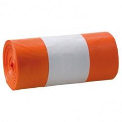 Vrecia 120l 26mic. 700x1100mm 25ks oranžové