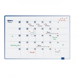 Plánovacia tabuľa mesačná ACCENTS 60x90 cm