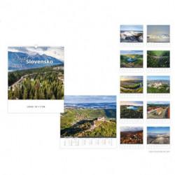 Nástenný kalendár Ponad Slovensko 2020