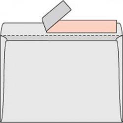 Poštové obálky C6 s páskou, 1000 ks