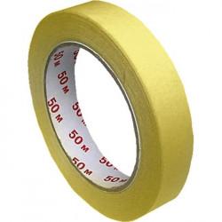 Maskovacia krepová páska 30mmx50m žltá