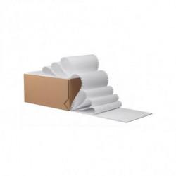 Tabelačný papier 12_x25cm/1+0 2000 zložiek
