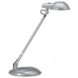 Lampa stolná LED MAUL Storm strieborná