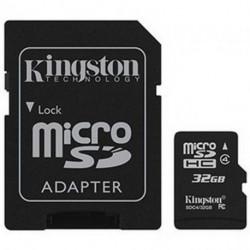 Pamäťová karta micro SDHC Kingston 32 GB class 10
