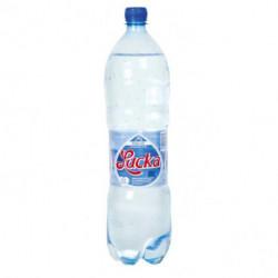 Pramenitá voda Lucka perlivá 1,5l