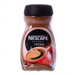 Káva NESCAFÉ CLASSIC CREMA instantná 100g