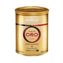 Káva LAVAZZA Qualita ORO mletá 250g v dóze