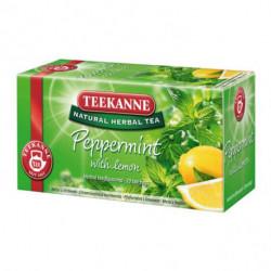 Čaj TEEKANNE bylinný Mäta s citrónom 30g