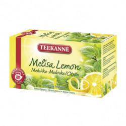 Čaj TEEKANNE bylinný Medovka/citrón 30g