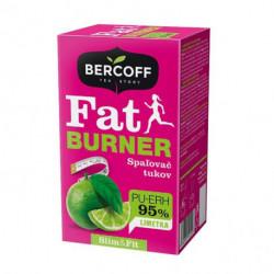 Čaj Bercoff Wellness Fat BURNER Limetka 30g