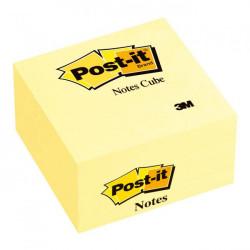 Bloček kocka Post-it 76x76 žltá 450l