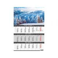 Trojmesačný kalendár Hory 2022