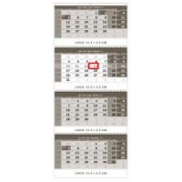 Štvormesačný kalendár so...