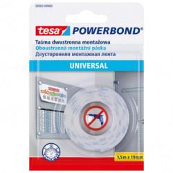 Montážna páska TESA Powerbond universal 19mmx1,5m