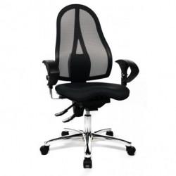 Kancelárska stolička SITNESS 15 čierna