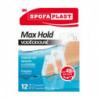 3M Spofaplast 191 Max Hold Vodeodolné, 12 ks