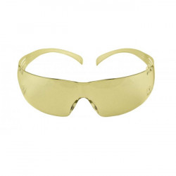 Ochranné okuliare 3M SecureFit žlté