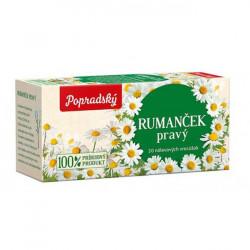 Čaj BOP bylinný rumanček pravý 30g