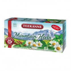 Čaj TEEKANNE bylinný Mountain Herbs 40g