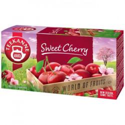 Čaj TEEKANNE ovocný Sweet Cherry 50g