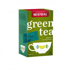 Čaj MISTRAL zelený Limetka a eukalyptus 37,5g