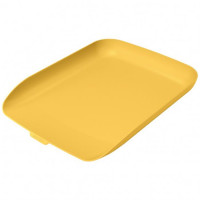 Odkladač Leitz Cosy teplá žltá