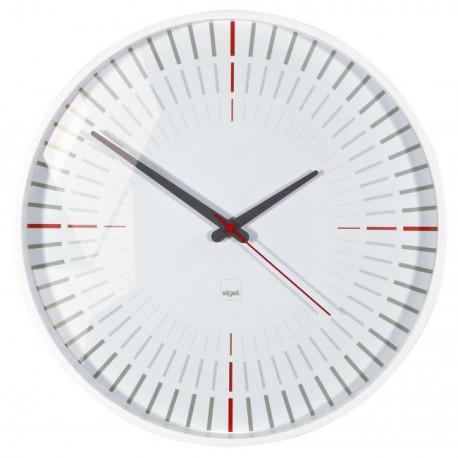Nástenné hodiny artetempus Cana 35x35cm biele