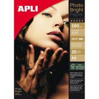 Fotopapier APLI A4 Bright...