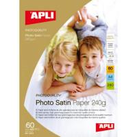 Fotopapier APLI A4 Satin...