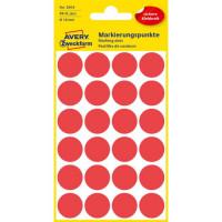 Etikety kruhové 18mm Avery...