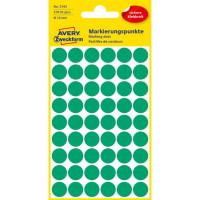 Etikety kruhové 12mm Avery...