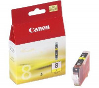 Atrament Canon CLI-8Y...