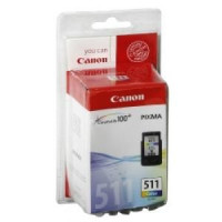 Atrament Canon CL-511 color...