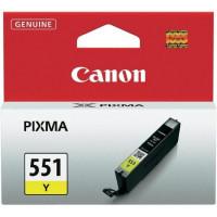 Atrament Canon CLI-551 Y...