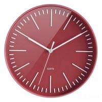 Nástenné hodiny Orium červené