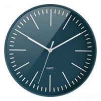 Nástenné hodiny Orium modré