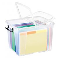 Plastový box s vekom 40l