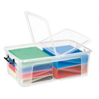 Plastový box s vekom 50l
