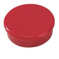Magnet 38 mm červený