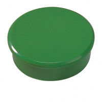 Magnet 38 mm zelený